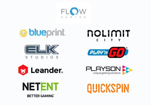 Daftar provider permainan Flow Gaming SuperBola