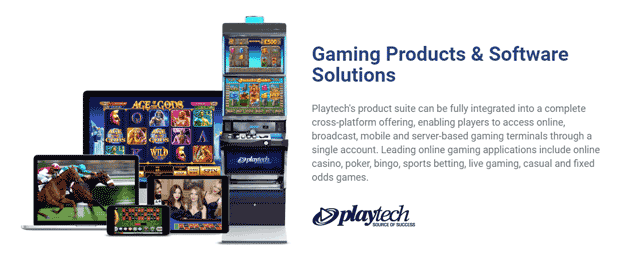 Situs slot online Playtech