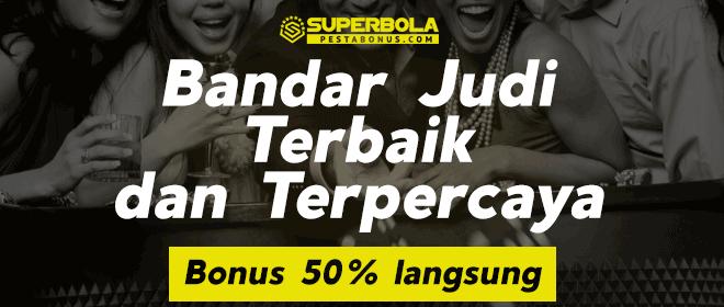 SuperBola bandar judi Indonesia terbaik dan terpercaya