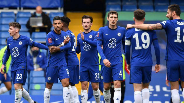 Meski Menang Chelsea Bukan Kandidat Jawara Liga Champions