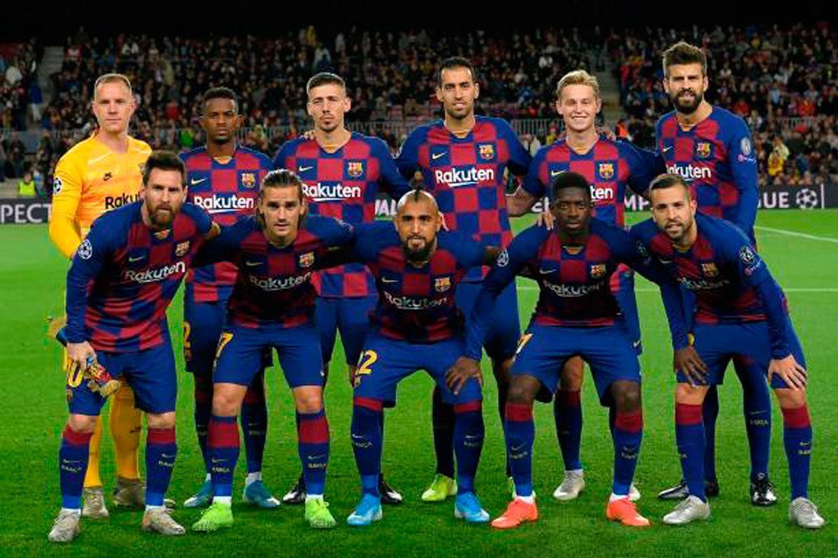Jelang El Clasico Barca Percaya Diri Bisa Juara Di Liga Spanyol Musim Ini