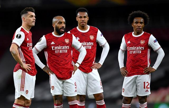 Arsenal Gagal Menang Lanjutan Liga Eropa