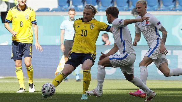 Ungkap Rahasia Kemenangan Swedia Saat Lawan Slovakia Berita Piala Eropa